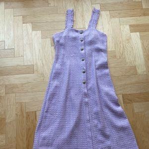 Zara dress ( channel like fabric )